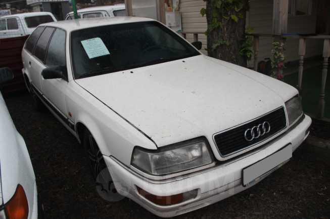 Audi 100, 1985 год, 130 000 руб.