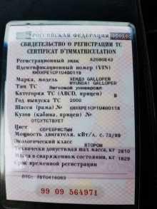 Киров Galloper 2000
