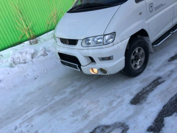Mitsubishi Delica, 2001 год, 349 000 руб.