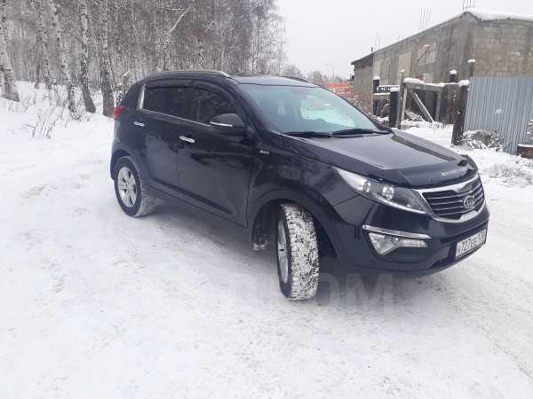 Kia Sportage, 2011 год, 840 000 руб.