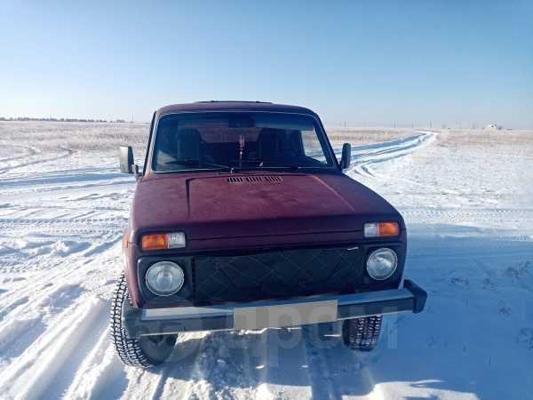 Лада 4x4 2121 Нива, 2005 год, 250 000 руб.