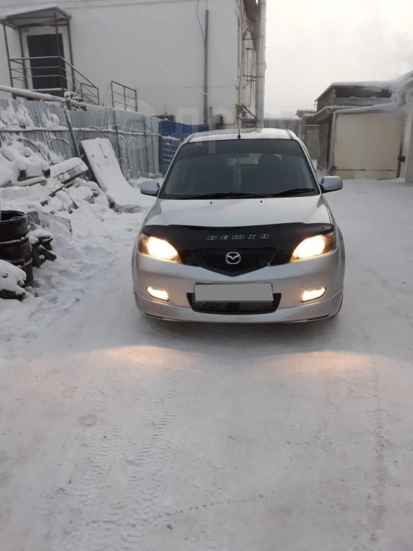 Mazda Demio, 2003 год, 265 000 руб.