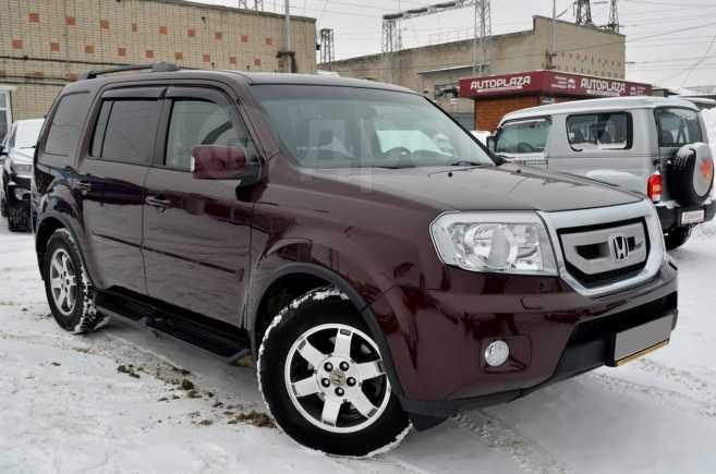 Honda Pilot, 2008 год, 949 000 руб.