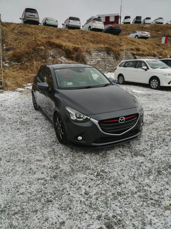 Mazda Demio, 2015 год, 579 000 руб.
