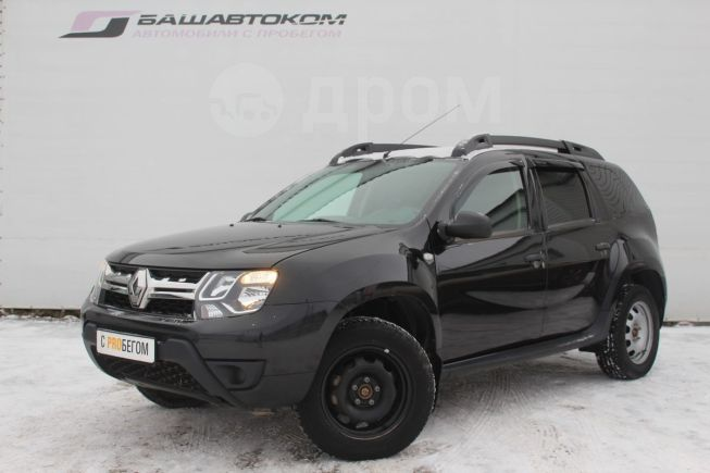Renault Duster, 2016 год, 635 000 руб.