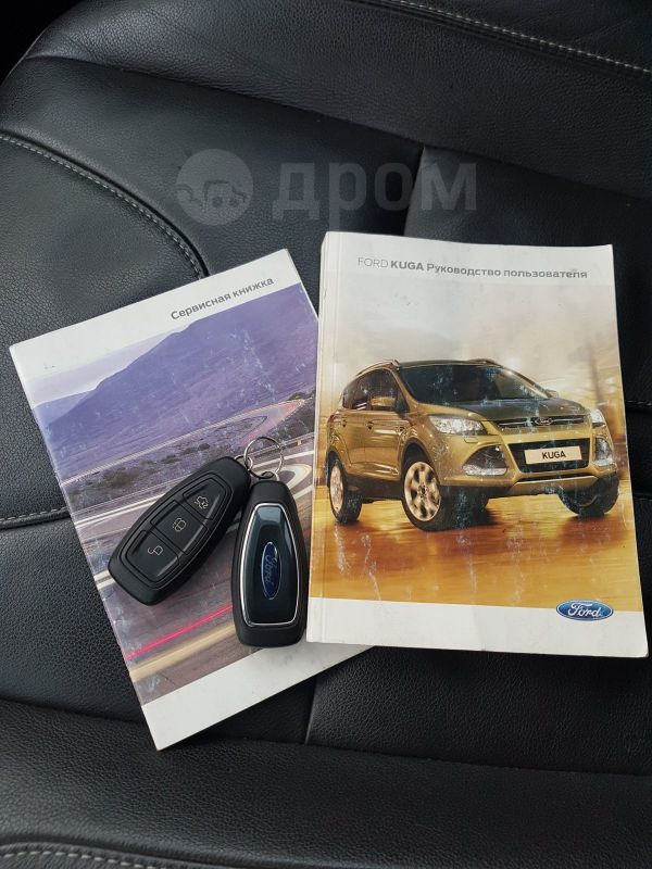 Ford Kuga, 2013 год, 700 000 руб.