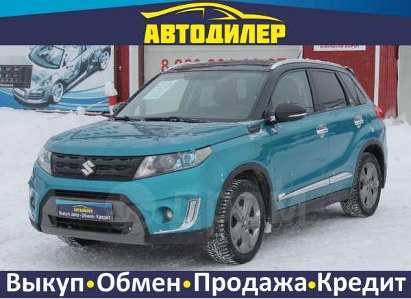 Suzuki Vitara, 2015 год, 998 000 руб.