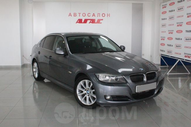 BMW 3-Series, 2011 год, 599 900 руб.