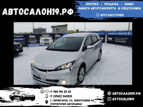 Toyota Wish, 2010 год, 828 000 руб.