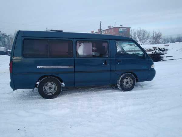Hyundai Grace, 1997 год, 190 000 руб.