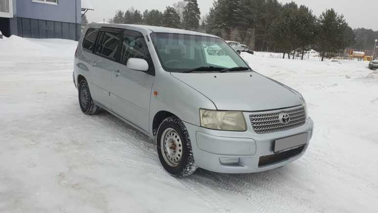 Toyota Succeed, 2003 год, 325 000 руб.