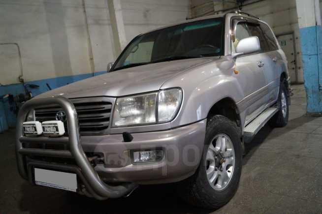 Toyota Land Cruiser, 2004 год, 1 000 000 руб.