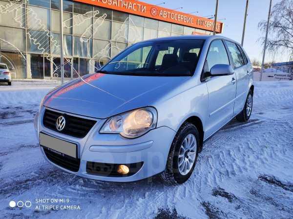 Volkswagen Polo, 2007 год, 319 000 руб.