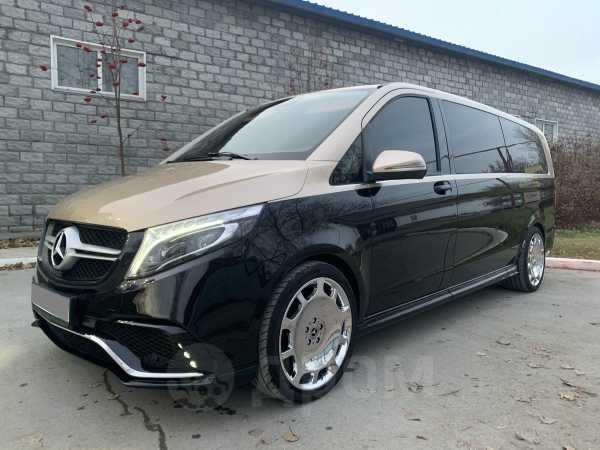Mercedes-Benz V-Class, 2018 год, 10 900 000 руб.