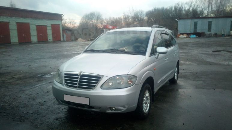 SsangYong Rodius, 2008 год, 530 000 руб.