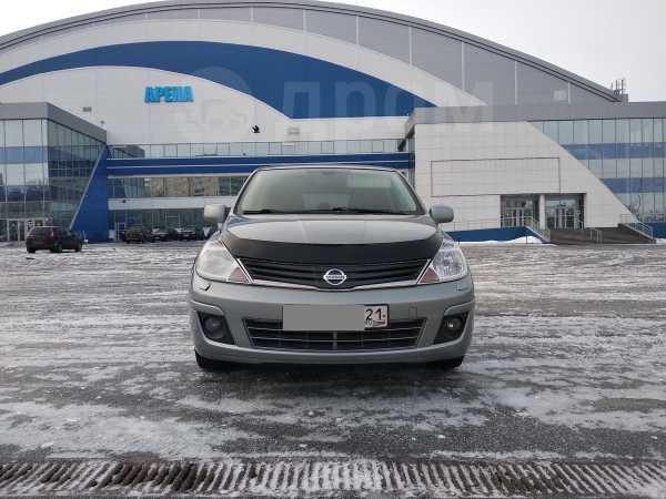 Nissan Tiida, 2011 год, 357 000 руб.