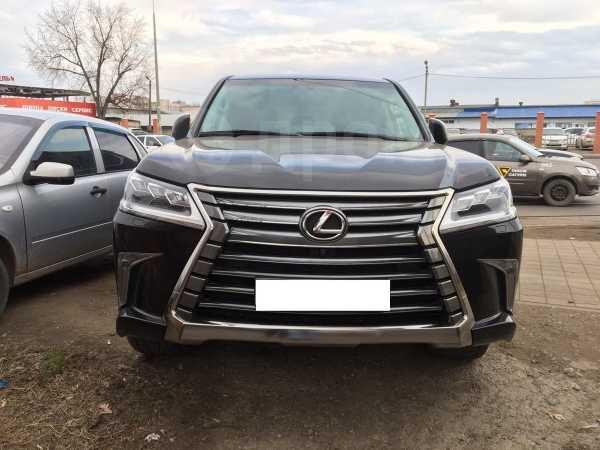 Lexus LX450d, 2016 год, 4 199 000 руб.