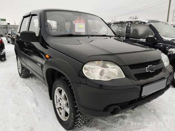 Chevrolet Niva, 2010 год, 289 000 руб.
