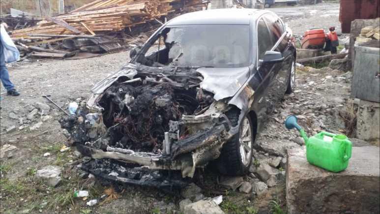BMW 5-Series, 2014 год, 300 000 руб.