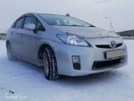 Уссурийск Toyota Prius 2011