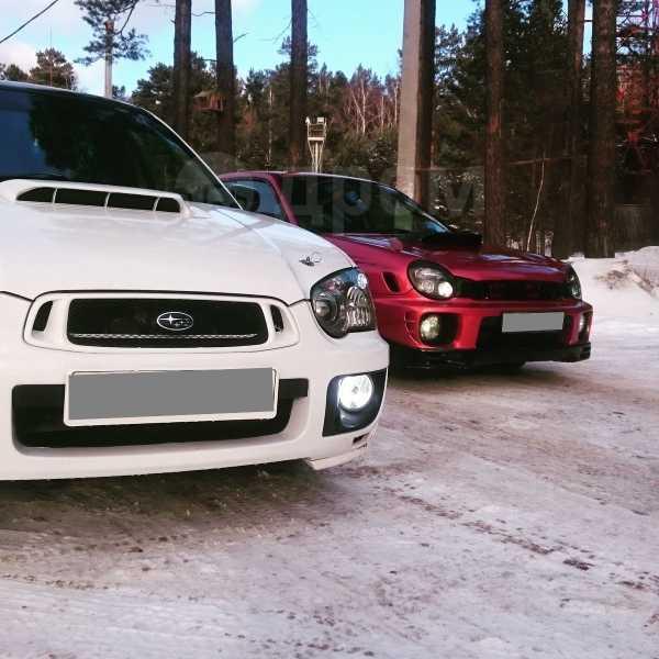 Subaru Impreza WRX, 2004 год, 505 000 руб.