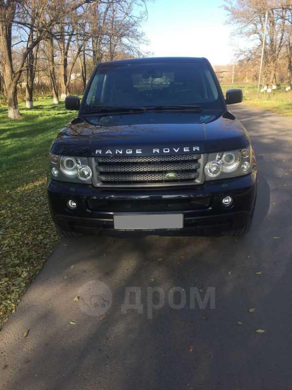 Land Rover Range Rover Sport, 2009 год, 1 000 000 руб.