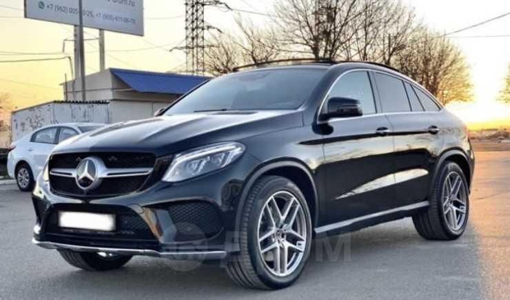 Mercedes-Benz GLE, 2018 год, 3 950 000 руб.