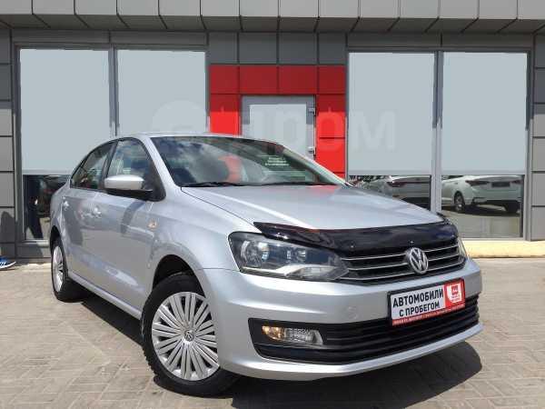 Volkswagen Polo, 2015 год, 579 000 руб.