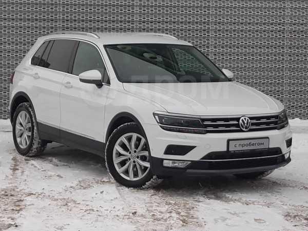 Volkswagen Tiguan, 2017 год, 1 638 000 руб.