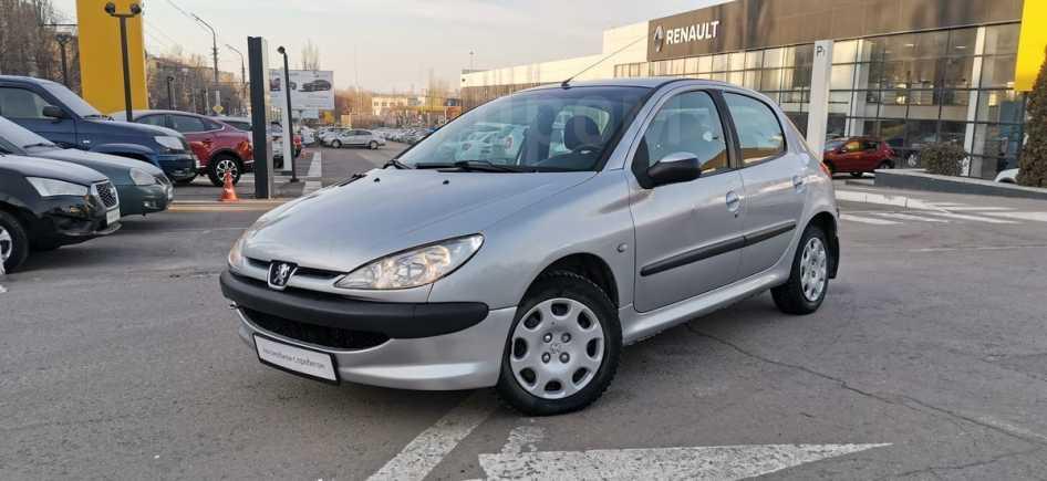 Peugeot 206, 2004 год, 149 500 руб.