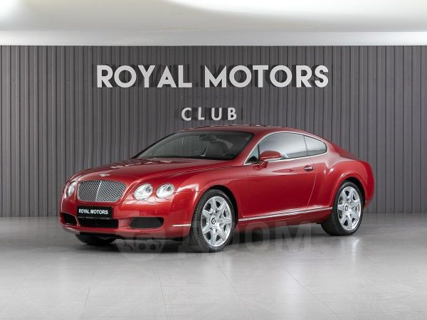Bentley Continental GT, 2007 год, 3 270 000 руб.