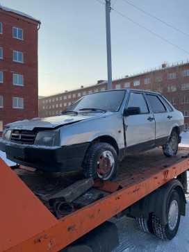 Кемерово 21099 2001