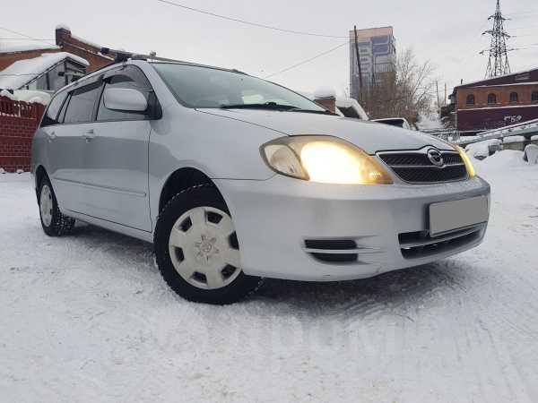 Toyota Corolla Fielder, 2003 год, 395 000 руб.