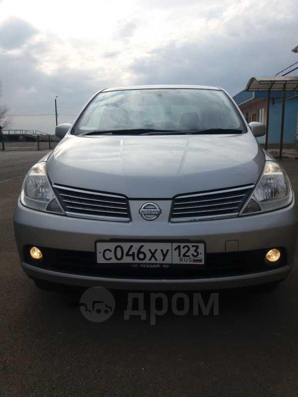 Nissan Tiida Latio, 2005 год, 355 000 руб.