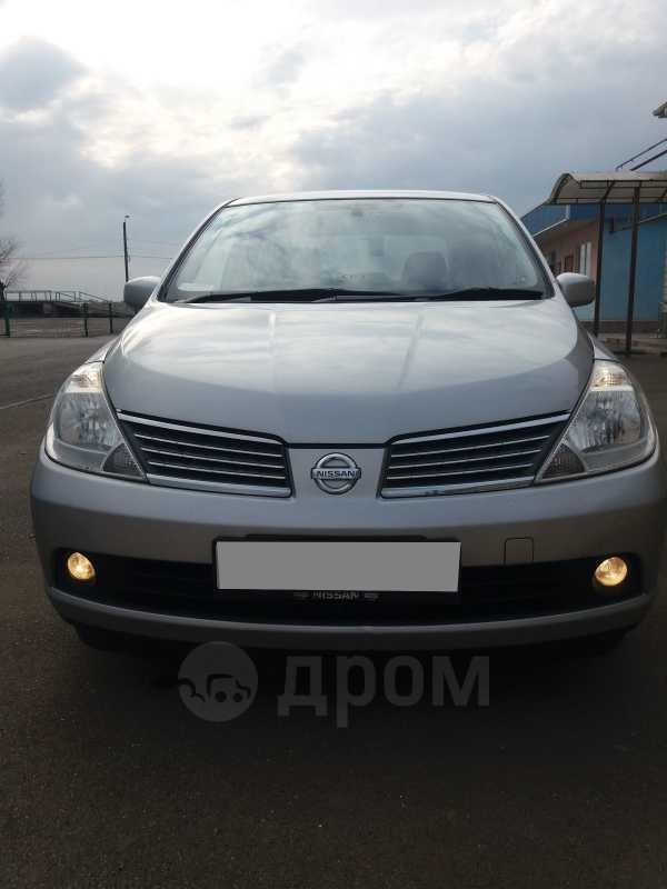 Nissan Tiida Latio, 2005 год, 335 000 руб.