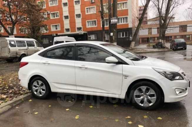 Hyundai Solaris, 2015 год, 650 000 руб.