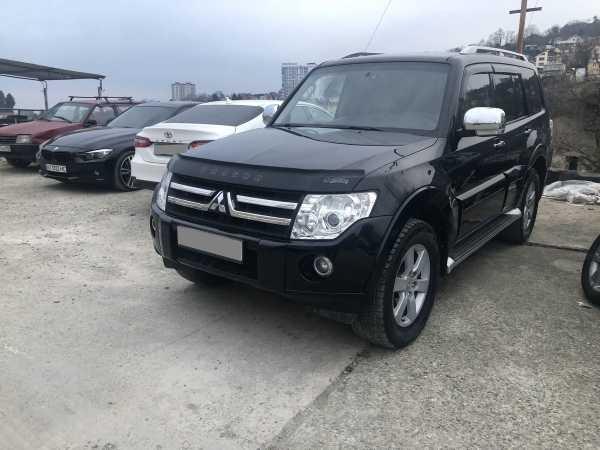 Mitsubishi Pajero, 2007 год, 790 000 руб.