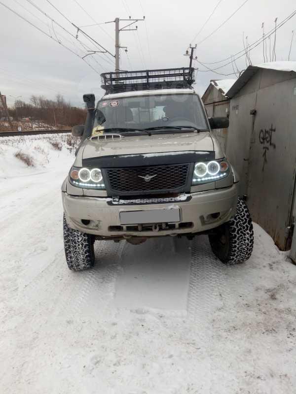 УАЗ Патриот, 2009 год, 400 000 руб.