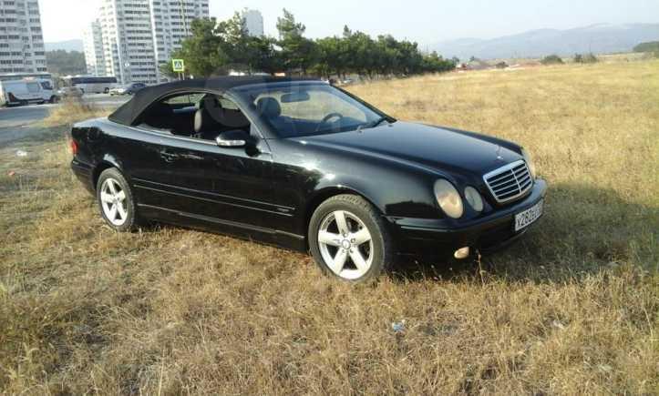 Mercedes-Benz CLK-Class, 2001 год, 680 000 руб.