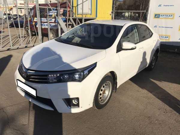 Toyota Corolla, 2014 год, 862 000 руб.