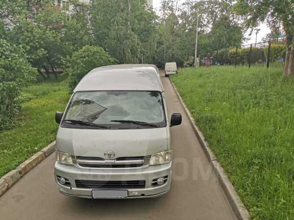 Toyota Hiace, 2006 год, 840 000 руб.
