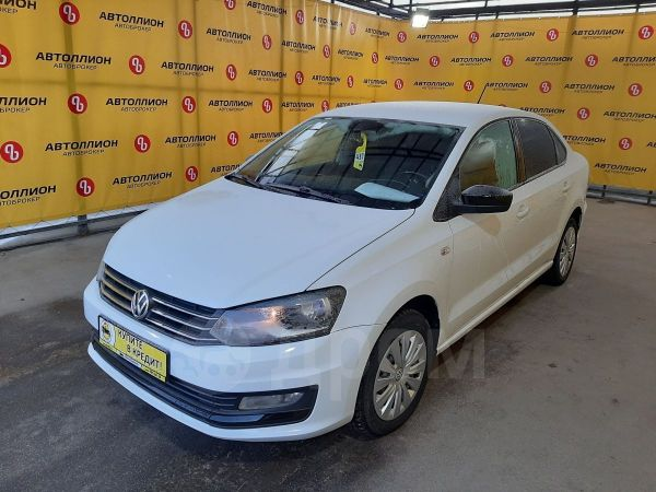 Volkswagen Polo, 2015 год, 566 000 руб.
