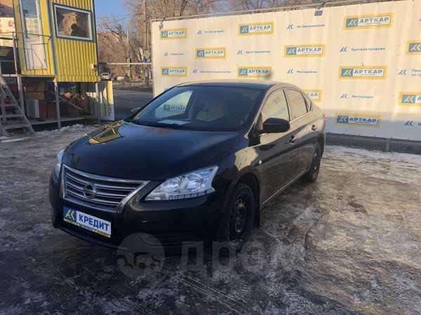 Nissan Sentra, 2015 год, 687 000 руб.