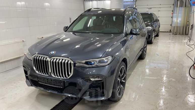 BMW X7, 2019 год, 6 350 000 руб.