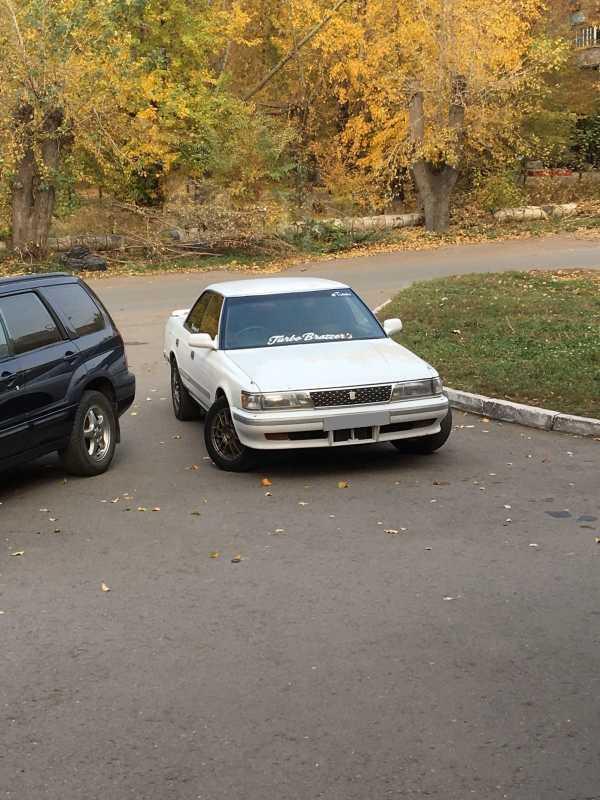 Toyota Chaser, 1989 год, 200 000 руб.