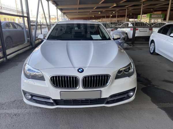 BMW 5-Series, 2015 год, 1 380 000 руб.
