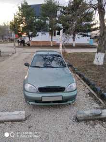 Нижнегорский Lanos 2007