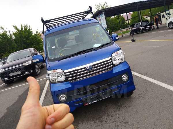 Subaru Dias Wagon, 2015 год, 499 000 руб.