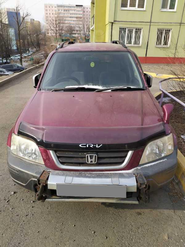 Honda CR-V, 1996 год, 210 000 руб.