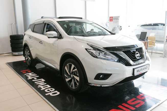 Nissan Murano, 2019 год, 2 909 000 руб.